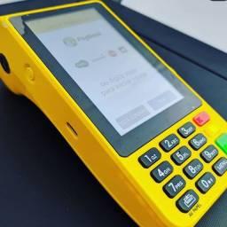 Máquina de cartão #SEM ALUGUEL 299.