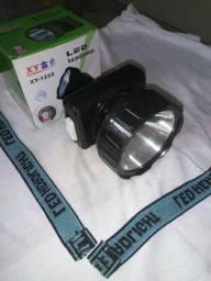 Lanternas de cabeça zeradas