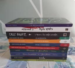 Vendo livros variados