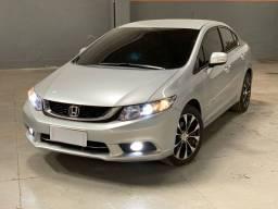 Honda Civic Lxr 2015 segundo dono IMPECÁVEL !!!