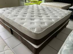 Herval cama box king size