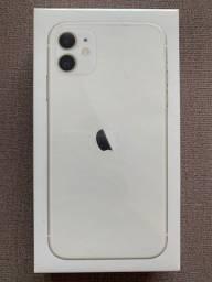 iPhone 11 (lacrado na caixa com nota fiscal) 3.700