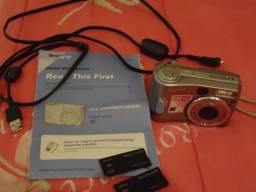 Máquina fotográfica digital sony cybershot dsc-s60