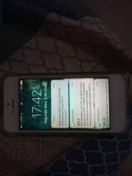 Vendo ou troco iPhone 5 todo original