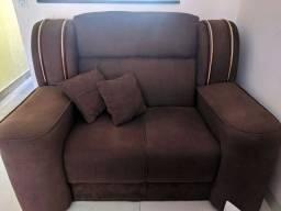 Vende-se sofá 2 e 3 lugares