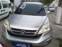 Honda CRV 2010 + gnv ent. 6,000 + 48 x 1299 fixas no cdc