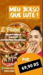 Rei da pizza