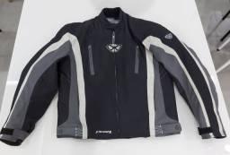 Jaqueta motoqueiro Ixon masc/fem (importadas)