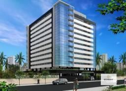 Apartamento à venda, 1 quarto, 1 suíte, 1 vaga, Ponta Verde - Maceió/AL