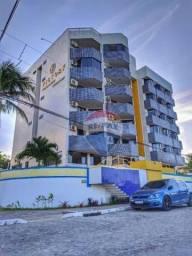 Flat com 1 dormitório para alugar, 34 m² por R$ 1.250,00/ano - Intermares - Cabedelo/PB