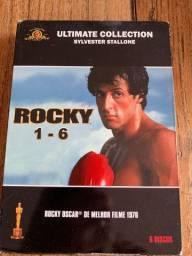 DVD filme Rocky 1 ao 6