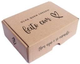 Caixa Ecommerce personalizada