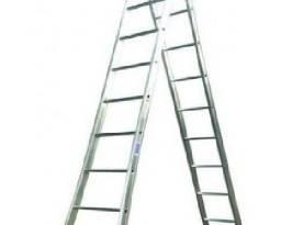 Escada Alum. extensivel 15 degraus 8,37m - Real