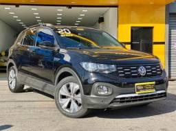 Título do anúncio: Volkswagen T-Cross Tsi Comfortline 2020