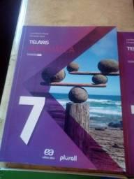 Kit de livros Telaris 7