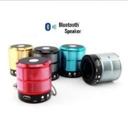 Caixinha de som Mini Speaker - Conexão Bluetooth e som de ótima qualidade.