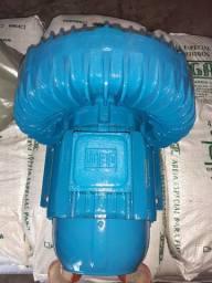 Compressor radial trifásico