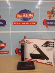 Microfone ketchup sem fio PRM-M1302- Entrega Gratis *