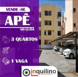 Apartamento no Cond. Villarejo - Boa localização no Luzia