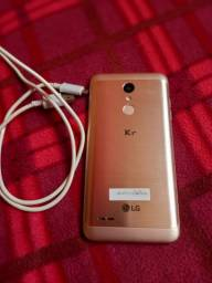 LG K11+ 32gb GOLD OPORTUNIDADE