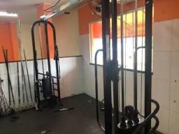 Aparelhos Academia de Musculação