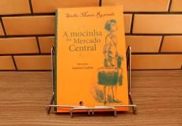 Livro A Mocinha Do Mercado Central
