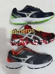 Tênis excelente marca e qualidade e conforto n.41