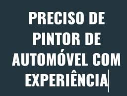PRECISO DE PINTOR DE AUTOMÓVEL