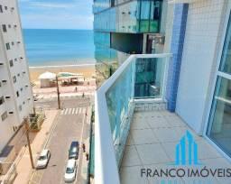 Maravilhoso apartamento de 3 Qts (Mobiliado) com Vista para o Mar!