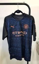 Camisa Manchester City nº 2