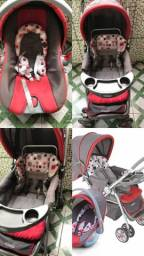 Vendo bebê conforto e carrinho de bebê