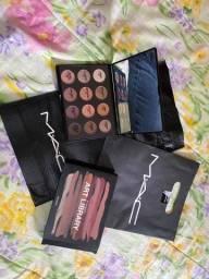 Paleta de Maquiagem: MAC ART LIBRARY nude. Nova, na caixa.
