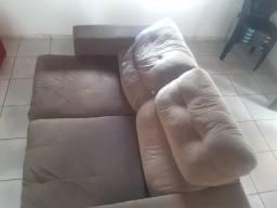 Sofá  cama R$ 400
