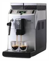 Cafeteira Expresso Automatica Saeco Lirika Plus Lançamento 110v ou 220v