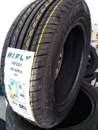 Pneu Novo 185/60 R15 Marca Hifly ( Promoção )