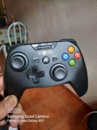 Controle de jogos para celular via Bluetooth
