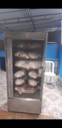 Título do anúncio: Máquina de frango assados
