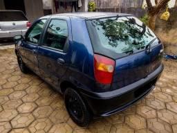 Palio EX 99 1.0 8V.- Gasolina - 4 Portas
