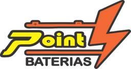 Baterias semi novas 150ah por apenas R$220,00 (semi novas)