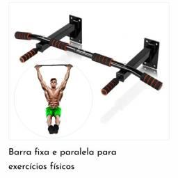 Barra Paralela Fixa Wall Bar Multifuncional Treino Mbfit