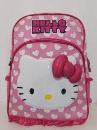 Mochila infantil da Hello Kitty