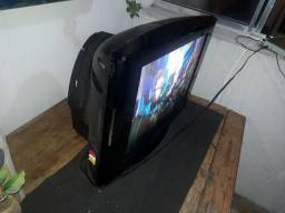 Tv Samsung 21slim 130 reais