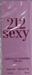 Título do anúncio: Perfume Importado 212 sexy carolina herrera 50ml