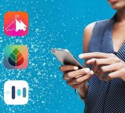 Aplicativo - App - Criação e Desenvolvimento