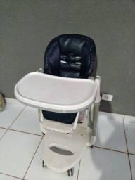 Cadeira/ Balanço / alimentação  Tatame