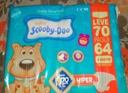 Fralda do Scooby doo