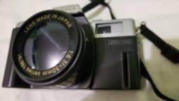 Antiga Câmera Fotográfica Analógica Yashica Zoom Lens 2000 N