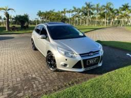 Ford Focus Titanium Plus Teto Solar Park Assist