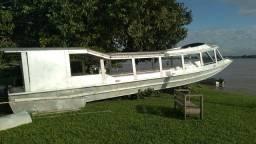 Lancha / Barco / Embarcação 14,70 x 2,50