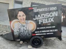 CARROCINHA FECHADA EXTRA
